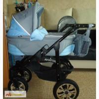 Детскую коляску 2 в 1 Happych Aviator в отлично состоянии! в Челябинске