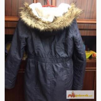 Куртка-парка для девочки рост 158 в Краснодаре