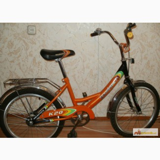 Велосипед Novatrack К20 (Новатрек К20) Дети в Ульяновске