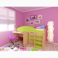 Детская кровать 3-12 лет в Ижевске
