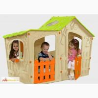 Детские игровые домики для дачи в Новосибирске