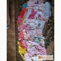 Продам пакет детских вещей для девочки в Красноярске