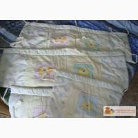 Мягкие бортики для детской кроватки в Волгограде