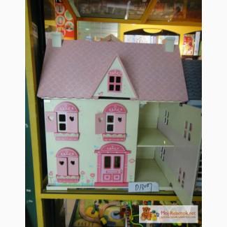 Деревянные домики для кукол в Краснодаре