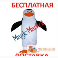 Ростовая кукла Пингвины из Мадагаскара в Москве