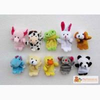 Плюшевые игрушки на палец Куклы животных в Улан-Удэ