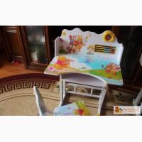 Детская парта+стул(новый комплект) Родная мебель в Новокузнецке