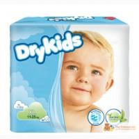 Детские подгузники Dry Kids в Пскове