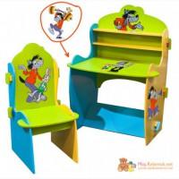 Деревянные столы и стулья BestaBaby серии Disney, Москва