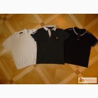 Три мужские футболки-поло Zara man, Испания в Москве