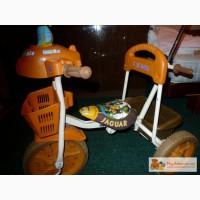 Трехколесный детский велосипед Ягуар
