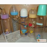 Бутылочки для кормления Сказка, Lubby, Курносики новые
