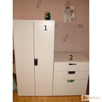 Продам детскую мебель ИКЕА серия СТУВА - белая