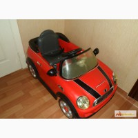 Электромобиль Mini Cooper новый аккум Geoby в Красноярске