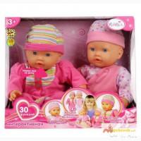 Набор из 2-Х пупсов-близнецов Саша и Маш игрушки в Калининграде