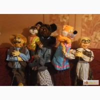 Тростевые куклы в Воронеже