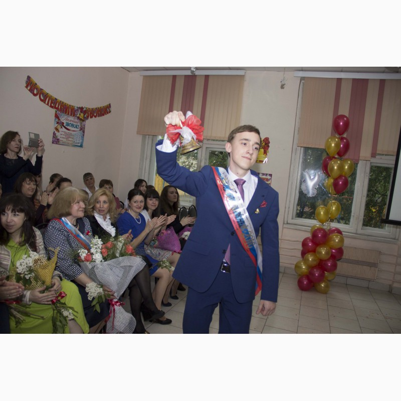 Фото 9. Видеосъемка Школьного Выпускного