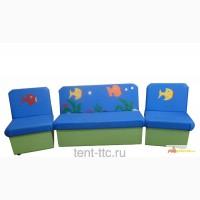 Мягкая детская мебель Собственное производство в Москве