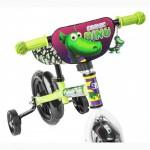 Беговел для малышей 2 в 1 с доп. колесиками Cosmic Zoo Ballance (Космический зоопарк)