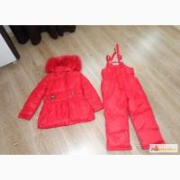 Зимний детский костюм на девочку размер borelli в Ульяновске