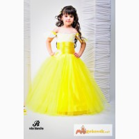 Красивое детское платье для девочки