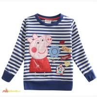 Полосатая футболка Свинка Пеппа Nova в Калининграде