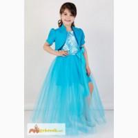 Красивое детское платье трансформер 2014