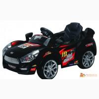 Шикарный электромобиль Hot Racer+пульт в Челябинске