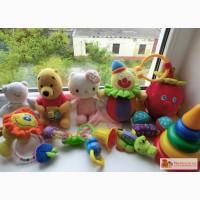 Фирменные игрушки пакетом в Калининграде