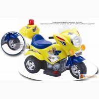 Электромотоцикл детский TjaGo Mini Polic в Миассе