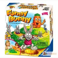 Funny Bunny Выдерни морковку Настольная в Москве