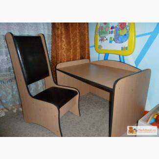 Детский столик и стульчик в Омске