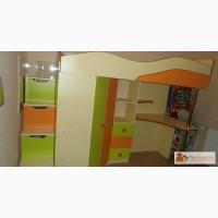 Набор мебели,кровать-чердак в Челябинске