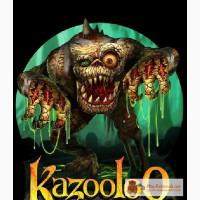 Новая трехмерная игра Kazooloo. Акция! в Москве