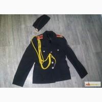 Парадная кадетская форма для девочки в Чите