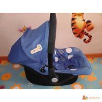 Детское автокресло «Peppe» с вкладышем (0-13кг)