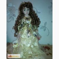 Новая Кукла фарфоровая в упаковке в Челябинске