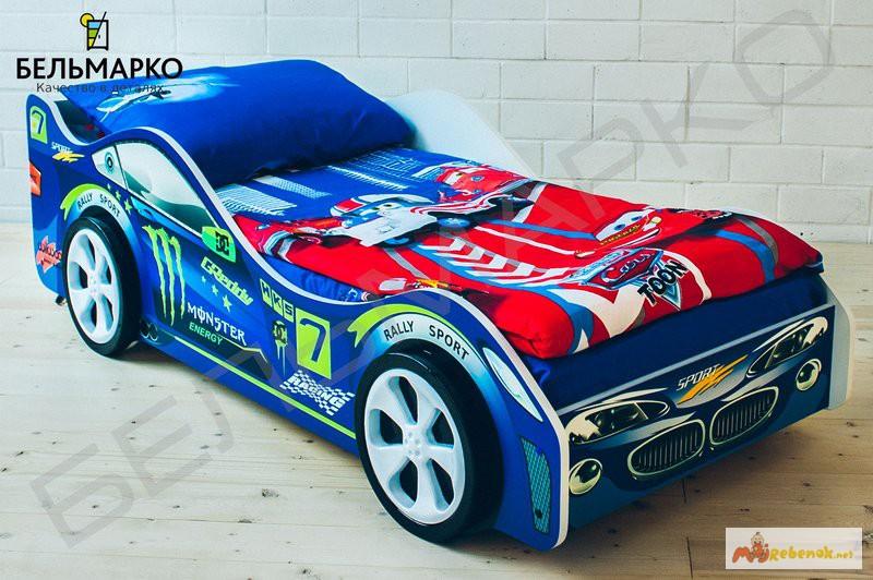 Фото 2. Продаю кровати-машины