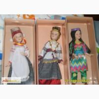 Куклы народных национальности в Омске