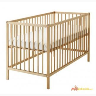 Детскую кроватку Икея в Челябинске