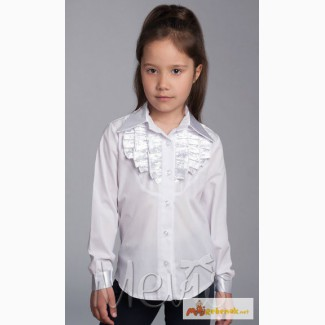 Белые Блузки Для Школы В Красноярске