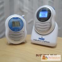 Цифровая Радионяня Tomy Walkabout Platinum Digital 1245