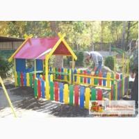 Детские игровые комплексы для улицы, кач в Барнауле