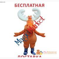 Ростовая кукла Лось в Москве