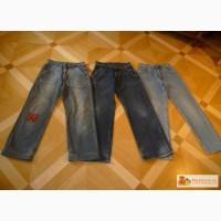 Три пары джинсов на 12-13-14 лет ZAJEANS75 рост 152-158-162 в Москве