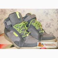 Ecco Gore-Tex кроссовки-ботинки р36 Экко Демисезонные в Москве