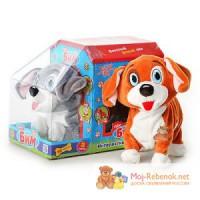 Интерактивная игрушка пес Бим