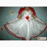 Новое нарядное платье на рост 100-120см в Новосибирске