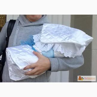 Комплект на выписку малыша в Челябинске