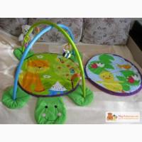 Развивающий коврик MothercareЧерепашка + подарок